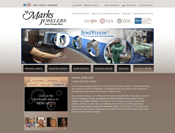 Marks Jewelers Website